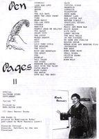 Saltburn Scene flyer 1992 002