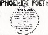 Phoenix Poets at the Globe