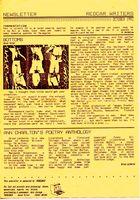 Redcar Writers Newsletter side 2